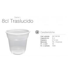 Bicchiere 0.80cl flo