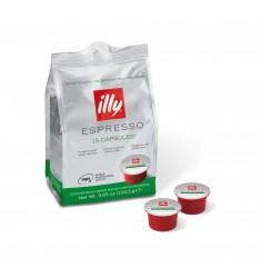 Illy Espresso caffè decaffeinato (6 buste da 15pz)