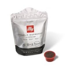 Illy Mps L. Doppio Espresso Tostatura Scura 96pz